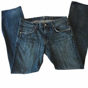 Seven for all Mankind Brett Jeans Mens Size 32